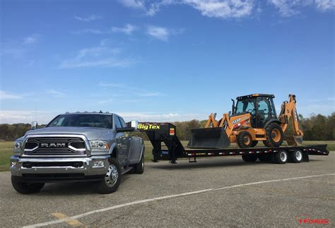 2016 Ram 3500 HD Limited: Top of the Line Hauler [First