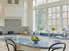 blue countertop kitchen ideas 10 high end kitchen countertop choices kitchen ideas