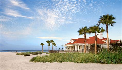 hotel suite of the week beach village cottage at hotel