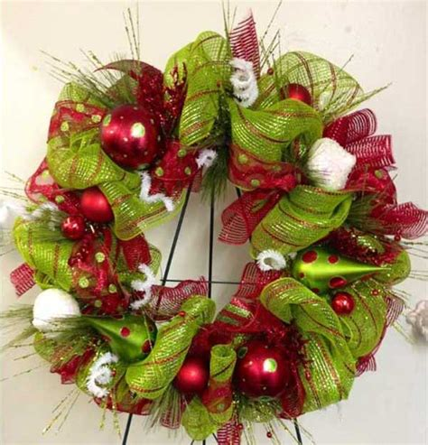 How To Make Handmade Wreaths - top 35 astonishing diy wreaths ideas amazing