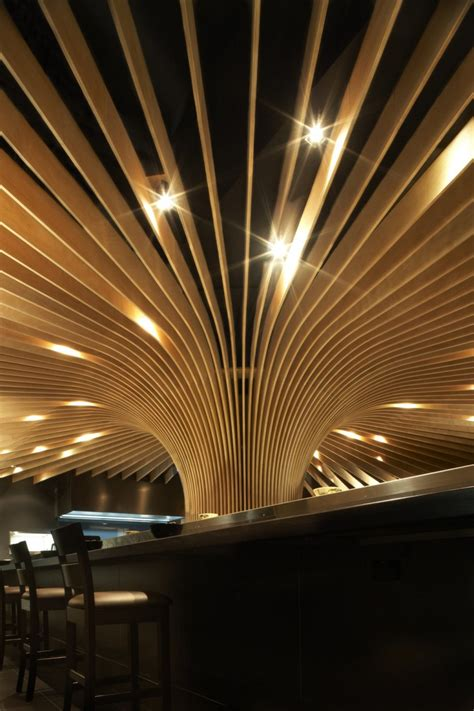 Lighting Ceiling Design Cool Tree Restaurant Design By Koichi Takada Architects Interior Styles Architecture