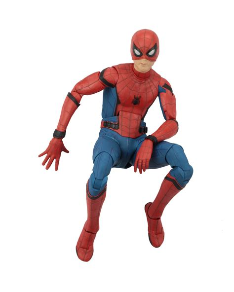 spider 2 figure spider homecoming 1 4 scale figure spider