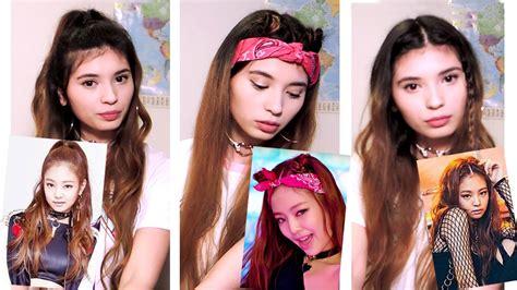 blackpink jennie hairstyles youtube