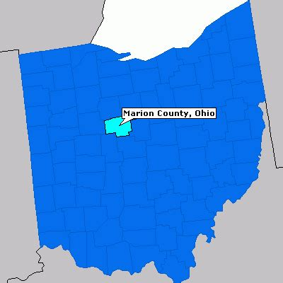 Marion Ohio Court Records Marion County Ohio County Information Epodunk