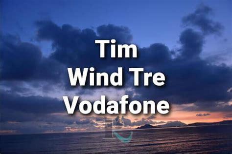 tim mobile tariffe tim wind tre vodafone tariffe mobile settembre 2017