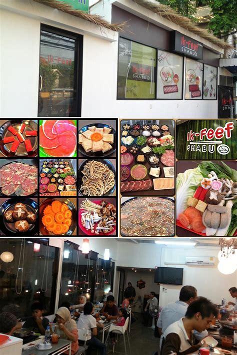 Rd Halal ik feef shabu halal korean cuisine at charansanitwong rd