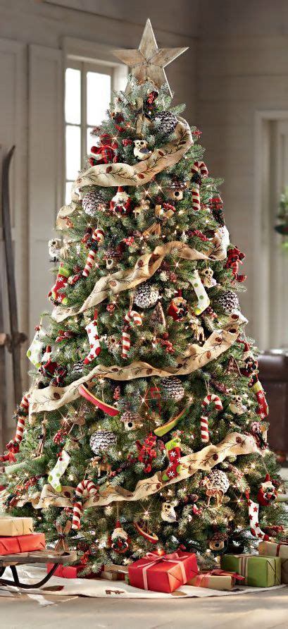 decorating tree with burlap ribbon the ungrinchable guide to decorating a tree