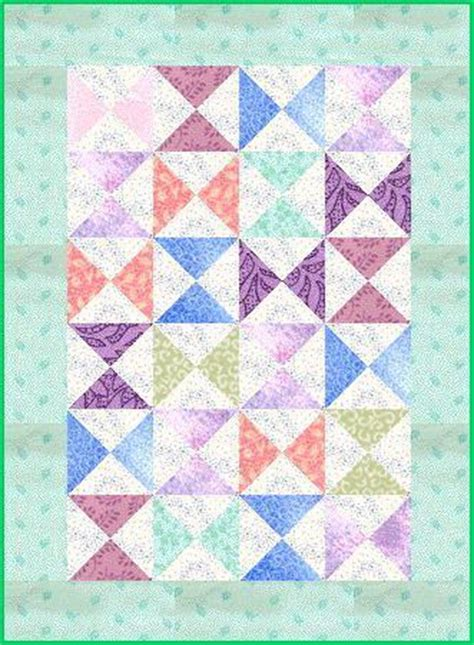 Doll Quilt Pattern by Time Flies Doll Quilt By Lynbrown Quilting Pattern