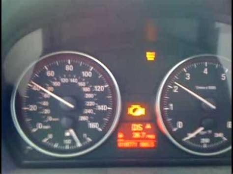 BMW 335i Engine Malfunction   YouTube
