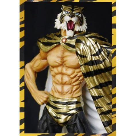 l uomo tigre figures uomo tigre tiger mask figure limited gold dress dive