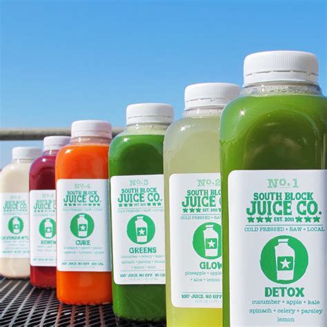 Juice Detox Washington Dc by Juice Cleansing My Philosophy Experience In My Bowl