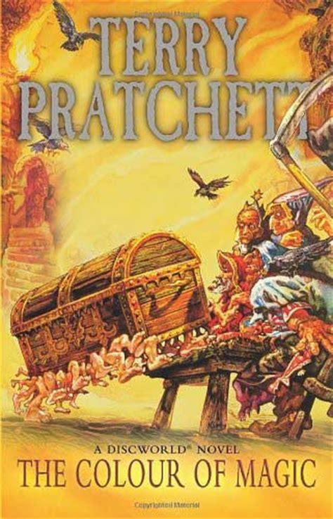 the colour of magic top 5 fantasy books ever