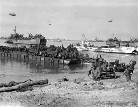 the u s navy seabees and the invasion of normandy