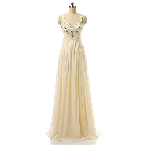 beaded empire waist dress empire waist beaded chiffon prom dress with