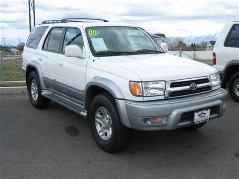 Toyota 4runner 2000 For Sale For Sale 2000 Toyota 4 Runner Limited