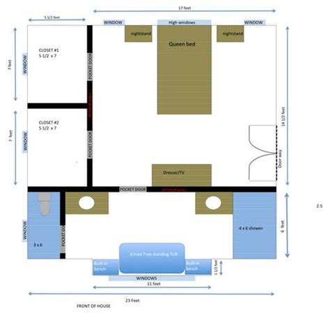 long narrow bathroom floor plans endearing 25 bathroom floor plans long narrow decorating design of best 25 long