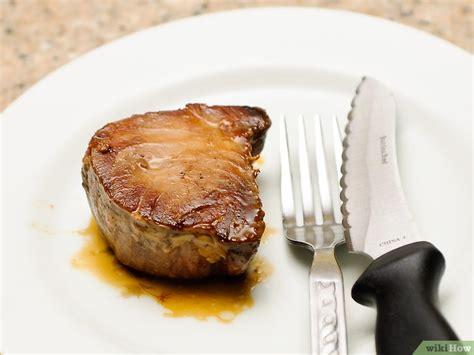 come cucinare tranci di tonno come cucinare un trancio di tonno 18 passaggi