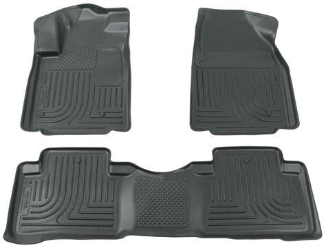 husky liners floor mats for honda pilot 2010 hl98421