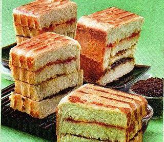 cara membuat roti bakar bandung yang enak cara membuat roti bakar bandung resep masakan