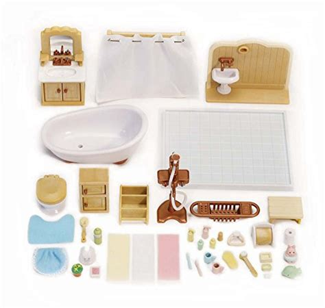 calico critters bathroom set calico critters deluxe bathroom set in the uae see prices