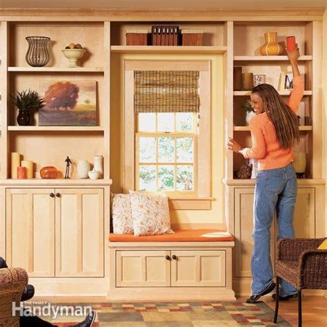 stylish shelves the family handyman