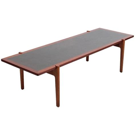 hans wegner coffee table with reversible top at 1stdibs
