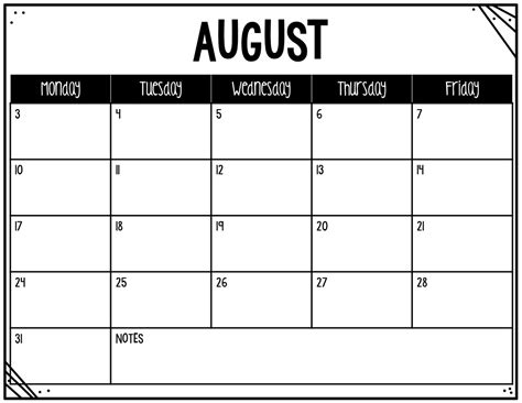 calendar newsletter template the teaching oasis monthly calendars and newsletter