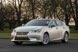 Lexus 350es 2014 Lexus Es 350 Seduces With Luxury Smoothness And
