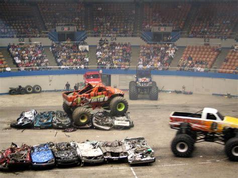 nashville monster truck show tnt monsters steel thunder monster truck show nashville