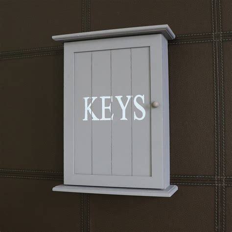wall mounted key cabinet wooden grey wall mounted wooden key cabinet browne