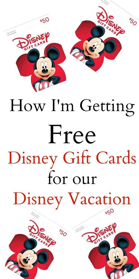 Free Disney Gift Cards - 25 best ideas about gift cards on pinterest gift card presentation free starbucks