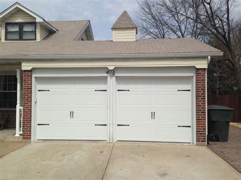 Garage Doors And Overhead Doors In Chesterfield Cgx St Overhead Door Company St Louis