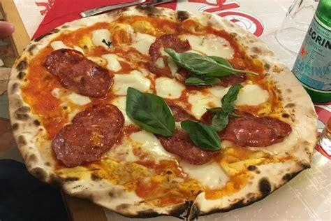 pizzeria porta venezia dove mangiare la pizza sottile a