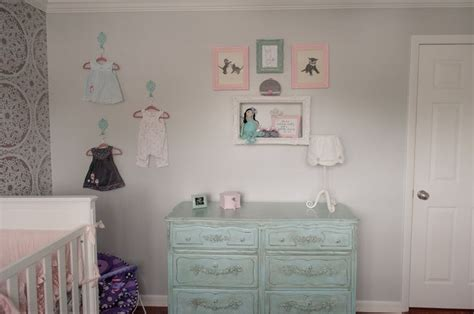 colette s shabby chic feminine nursery the outfit