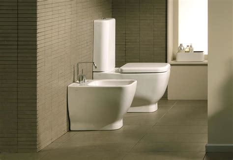 toilette bidet shift bidet und toilette by vitra bathroom stylepark
