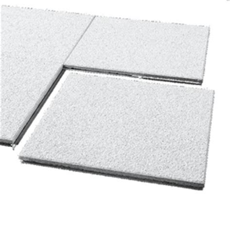 Shop Armstrong 12 Quot X 12 Quot Cirrus Concealed Beveled Ceiling Interlocking Ceiling Tiles 12x12