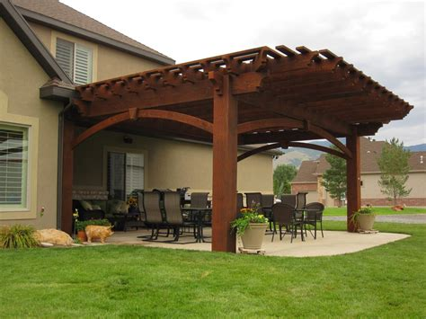os butterfield pergola