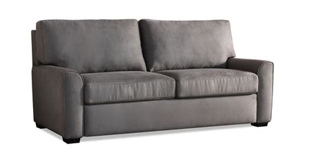 american leather comfort sleeper sofa american leather ashton comfort sleeper living room sofas