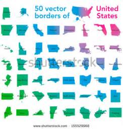 united states vector map 15 vector usa map with state names images usa outline