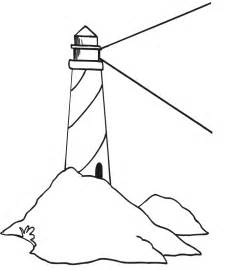 lighthouse coloring page gallery for gt lighthouse coloring pages