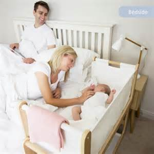 Baby Crib Attached To Bed Babybabyonline Snuzpod Bedside Crib Dove Grey
