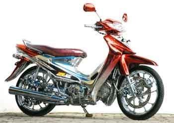 Suzuki Smash 2012 World Of Motorcycle Design Otomodif Motor Cycle