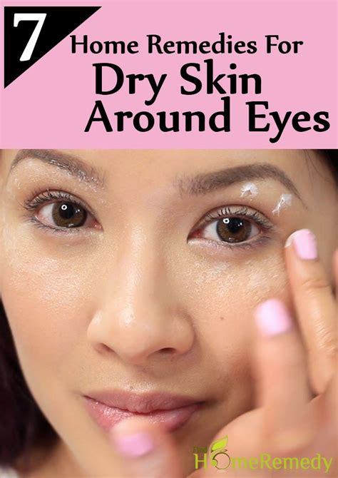 remedies for dry skin around mouth makeup and beauty red sore dry skin under eyes diydry co