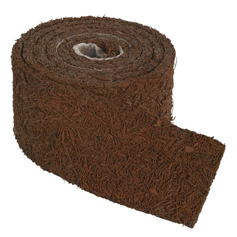 Rubber Mulch Mats by Shop Perm A Mulch Rubber Mulch 8 Ft Rubber Landscape