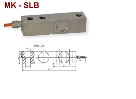 Mk Cells Mk Slb Load Cell 10ton loadcell mkcells slb