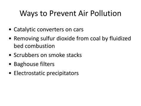 Ways To Avoid Air Quality Ways To Reduce Air Pollution Www Imgkid The Image Kid Has It