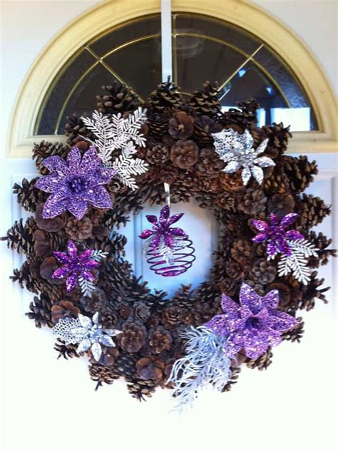 30 vibrant purple christmas decorations