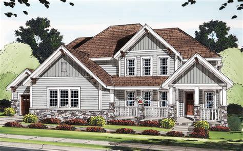 dual master suites plus loft 15801ge architectural two master craftsman house plan 62584dj 2nd floor