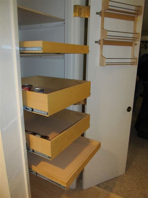 Pull Out Pantry Drawers by Pantry Pull Out Shelves Portland By Shelfgenie Of Portland