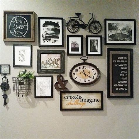 25 best ideas about framed wall decorating ideas picture frames